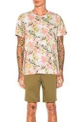 Scotch And Soda Tie Dye Tee Pink