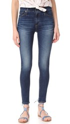 Ag Jeans The Farrah Skinny Ankle 4 Year Rapids