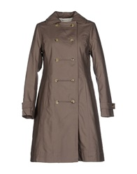 Noa Noa Coats Dove Grey