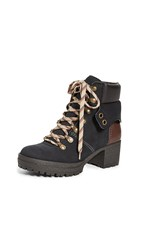 See By Chloe Eileen Mid Heel 40Mm Boots Nero