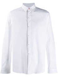 Paul Smith Ps Stitched Shirt White