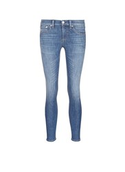 Rag And Bone 'Capri' Technical Denim Jeans Blue