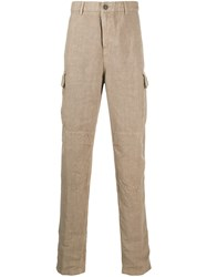 Eleventy Cargo Pocket Chinos Neutrals