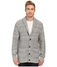 Lucky Brand Shawl Cardigan Multi Men's Sweater