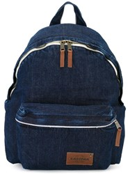 Eastpak 'Padded Pak'r' Backpack Blue