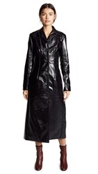 Beaufille Magna Trench Coat Black