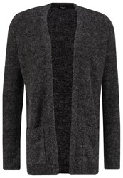 New Look Cardigan Grey Dark Grey