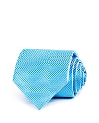 Bloomingdale's The Men's Store At Micro Dot Classic Tie 100 Exclusive Light Blue