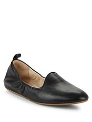 Cole Haan Tali Round Toe Loafers Black