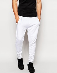 Pull And Bear Pullandbear Joggers White