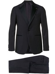 Gabriele Pasini Formal Two Piece Suit Black