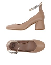 Gianna Meliani Pumps Beige