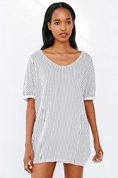 The Furies Uchi Striped Tee White