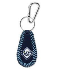 Game Wear Tampa Bay Rays Keychain Navy