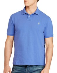 Polo Big And Tall Classic Weathered Mesh Multi
