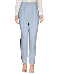 Kai Aakmann Casual Pants Sky Blue