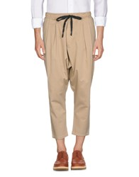 Yes London Casual Pants Camel