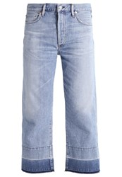 Citizens Of Humanity Cora Relaxed Fit Jeans Blue Denim