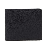 A.P.C. London Bifold Wallet Black