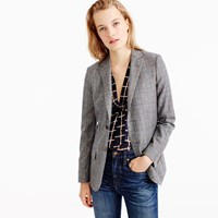 J.Crew Pre Order Collection Ludlow Blazer In Glen Plaid Wool