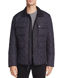 Marc New York Canal Quilted Jacket Black