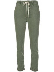 Paige Christy Trousers Green