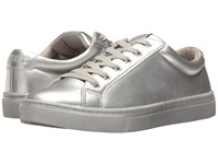 Guess Jaida Silver Women's Lace Up Casual Shoes