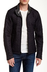 Relwen Quilted Puff Jacket Black
