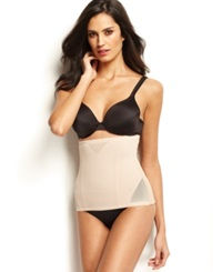 Miraclesuit Sexy Sheer Shaping Extra Firm Control Waist Cincher 2786 Nude