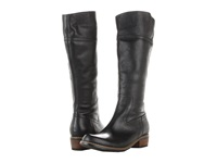 Wolky Tinto Black Belmont Leather Women's Boots