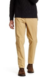 Lands' End Stretch Chino Pant Brown