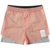 Satisfy 3 Long Distance Trail Short Pink
