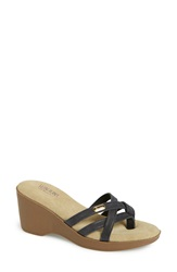 G.H. Bass And Co. 'Whitley' Sandal Women Black
