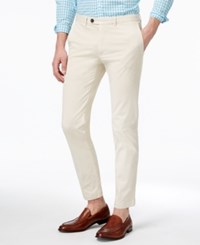 Brooks Brothers Red Fleece Men's Lightweight Cotton Chinos Natural
