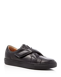 Carven Criss Cross Strap Sneakers Black