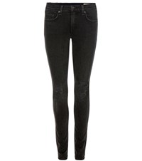 Rag And Bone Skinny Jeans Black