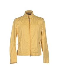 Geospirit Jackets Yellow