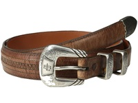 Lucchese W2242h Tan Mad Dog Goat Men's Belts