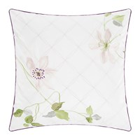 Yves Delorme Clematis Cushion Cover 45X45cm