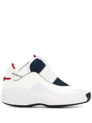 Tommy Hilfiger Logo Sole Sneakers White