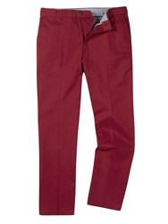 Skopes Padstow Loose Fit Chino Poppy