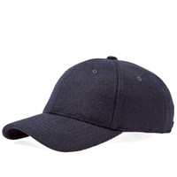 Nn.07 Nn07 Wool Baseball Cap Blue