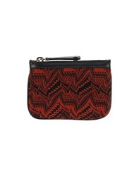 Missoni Small Leather Goods Pouches Women