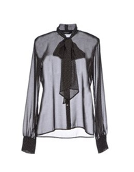 Manuel Ritz Shirts Black