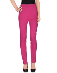 Clips More Casual Pants Fuchsia