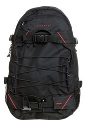 Forvert Laptop Louis Rucksack Black