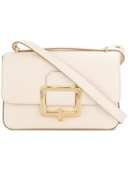 Bally Janelle Shoulder Bag Neutrals
