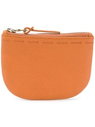 Visvim Zip Wallet Orange