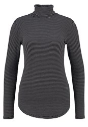 Gap Long Sleeved Top Black