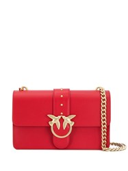 Pinko Love Birds Bag Red